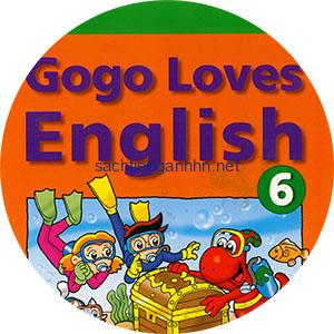 Gogo Loves English 6 Student's Book Class Audio CD