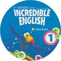 Incredible English 1 2nd Edition Audio Class CD2