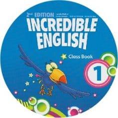 Incredible English 1 2nd Edition Audio Class CD3