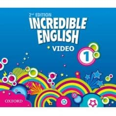 Incredible English 1 2nd Edition Video