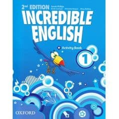Incredible English 1 Activity Book 2nd Edition