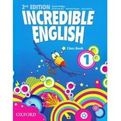 Incredible English 1 Class Boook 2nd Edition
