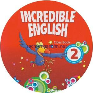 Incredible English 2 2nd Edition Audio Class CD3