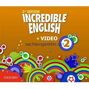Incredible English 2 2nd Edition Video