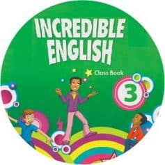 Incredible English 3 2nd Edition Audio Class CD3