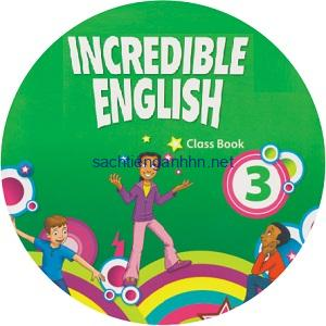 Incredible English 3 2nd Edition Audio Class CD1