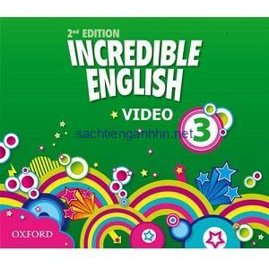 Incredible English 3 2nd Edition Video