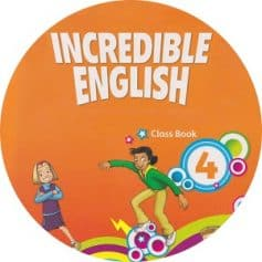 Incredible English 4 2nd Edition Audio Class CD1