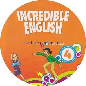 Incredible English 4 2nd Edition Audio Class CD3