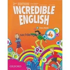 Incredible English 4 Class Book 2nd Edition