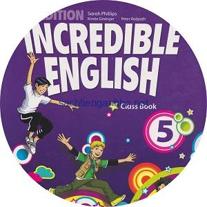 Incredible English 5 2nd Edition Audio Class CD2