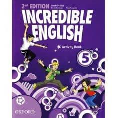 Incredible English 5 Activity Book 2nd Edition