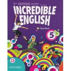 Incredible English 5 Class Book 2nd
