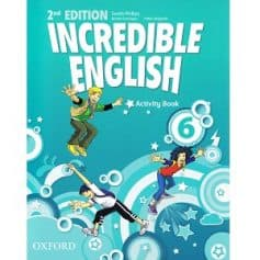 Incredible English 6 Activity Book 2nd Edition