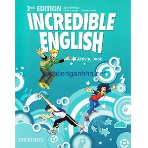 Incredible English 6 Activity Book 2nd Edition