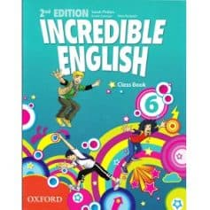 Incredible English 6 Class Book 2nd Edition