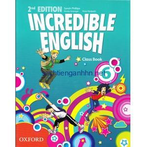 Incredible English 1 Class Book 2nd Edition pdf ebook class audio cd