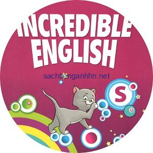 Incredible English Starter 2nd Edition Audio Class CD2