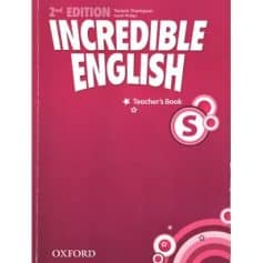 Incredible English Starter Teachers Book 2nd Edition