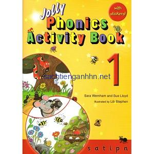 Jolly Phonics Activity Book 3 ebook pdf class audio cd download