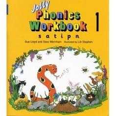 Jolly Phonics Workbook 1 300