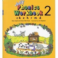 Jolly Phonics Workbook 2 300