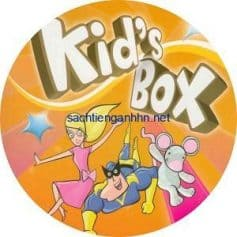 Kid's Box Starter Class Audio CD2