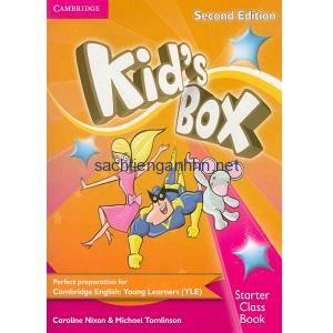 Kid's Box Starter Class Book 2nd Edition