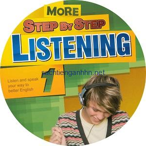 More Step by Step Listening 1 Audio CD2