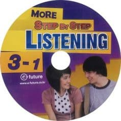 More Step by Step Listening 3 Audio CD1