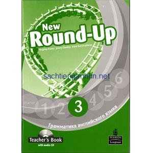 New Round Up 3 Teacher Book