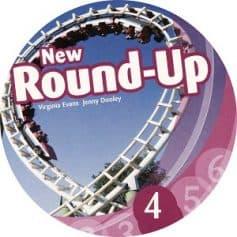 New Round Up 4 Audio CD