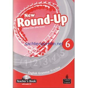 New Round Up 6 Teacher Book
