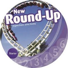 New Round Up Starter Audio CD