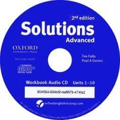 Solutions Advanced  2nd Workbook Audio CD