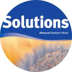 Solutions Advanced Student Book 2nd Class Audio CD1