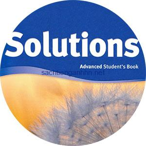 Solutions Advanced Student Book 2nd Class Audio CD3