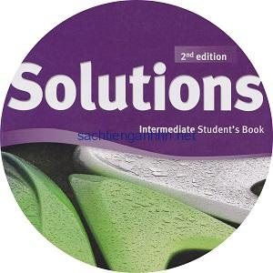 Solutions Intermediate 2nd Class Audio CD1