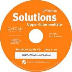 Solutions Upper-Intermediate  2nd Workbook Audio CD