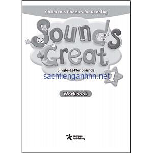 Sounds Great 1 Single-Letter Sounds Workbook