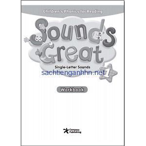 Sounds Great 1 Single-Letter Sounds Workbook