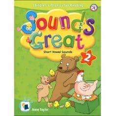 Sounds Great 2 Short Vowels Sounds