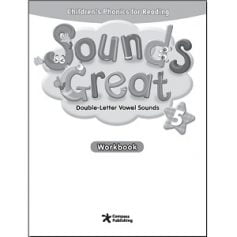 Sounds Great 5 Double-Letter Vowel Sounds Workbook