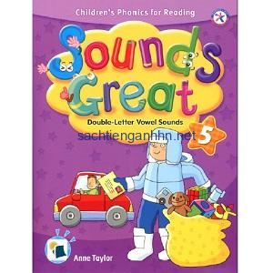 Sounds Great 5 Double-Letter Vowel Sounds
