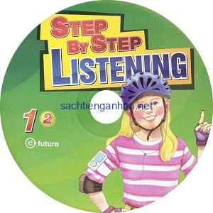 Step by Step Listening 1 Audio CD2