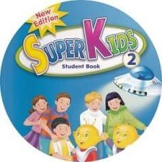 SuperKids 2 Class Audio CD 1