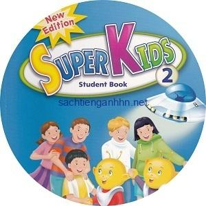 SuperKids 2 Class Audio CD 2