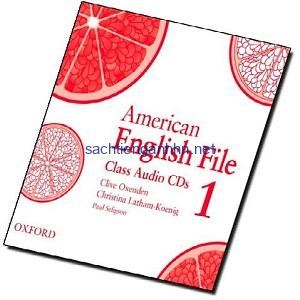 American English File 1 Class Audio CD3