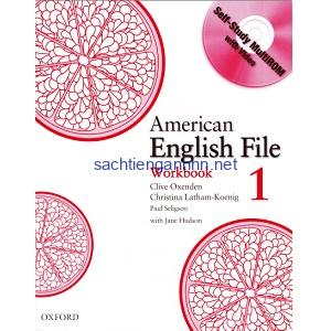 American English File 1 Workbook