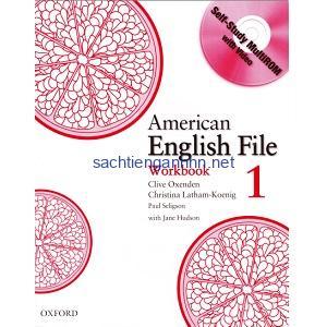 American English File 1 Workbook